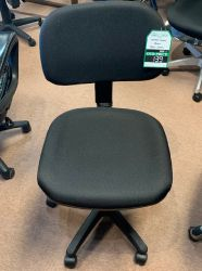 Office chair black only