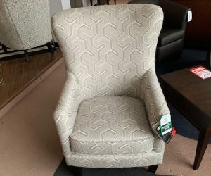 Décor Rest high back wing chair