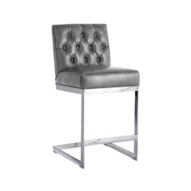 Nobility Grey Stool