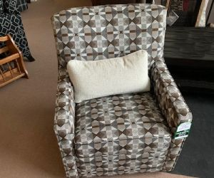 Décor Rest swivel chair